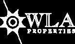Logo WLA blanc